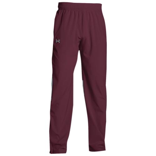 【海外限定】under armour team squad woven warm up pants アンダーアーマー チーム ウーブン ウォーム メンズ