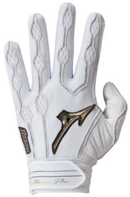 【海外限定】mizuno pro プロ batting バッティング gloves メンズ