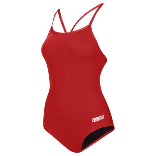 【海外限定】ストラップ レディース arena master thin strap racerback swimsuit