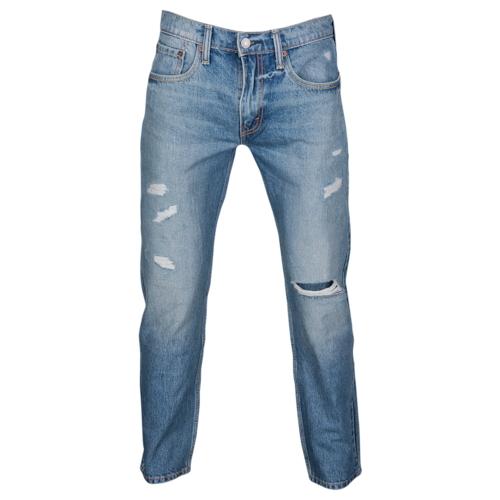 【海外限定】levis 502 regular taper fit jeans メンズ