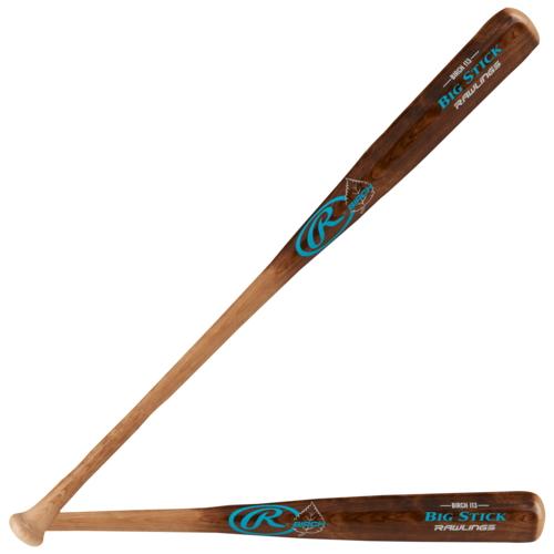 【海外限定】ローリングス バット メンズ rawlings big stick birch wood bat