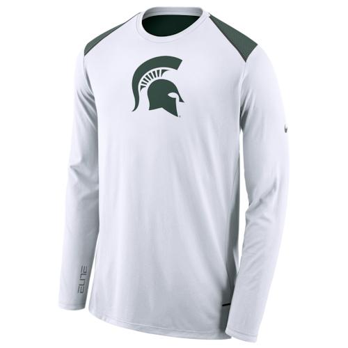 【海外限定】nike college ls shooter shirt ナイキ カレッジ l s 長袖 ロングスリーブ メンズ