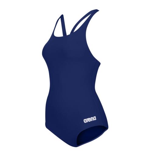 【海外限定】arena madison thick strap ストラップ racerback swimsuit レディース