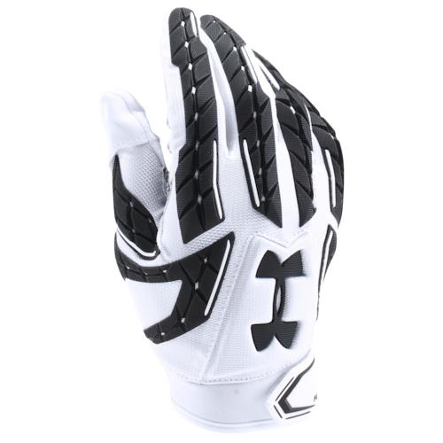 【海外限定】under armour アンダーアーマー fierce vi padded パッド football フットボール gloves メンズ
