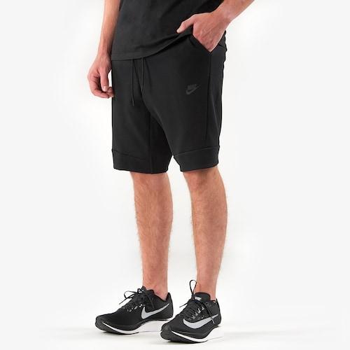 【海外限定】nike ナイキ tech テック fleece フリース shorts ショーツ ハーフパンツ メンズ