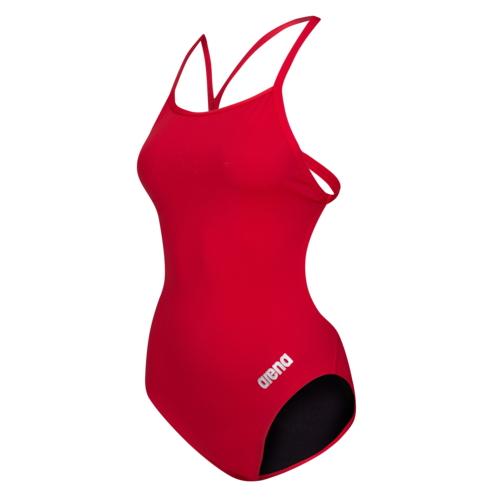 【海外限定】ストラップ レディース arena master thin strap open racerback swimsuit