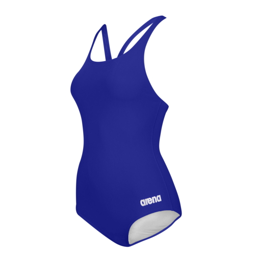 【海外限定】arena madison thick strap ストラップ racerback swimsuit レディース