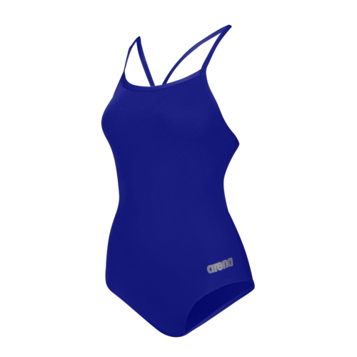 【海外限定】arena master thin strap racerback swimsuit ストラップ レディース