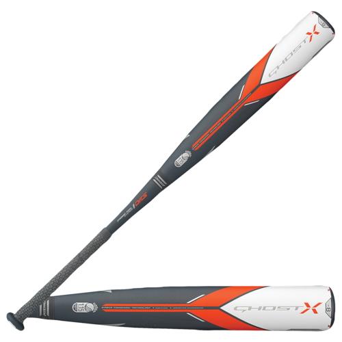 【海外限定】イーストン easton ベースボール バット ghost x baseball bat grade school