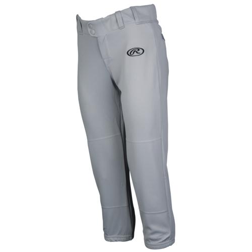 【海外限定】rawlings ローリングス low rise ライズ fastpitch pants レディース
