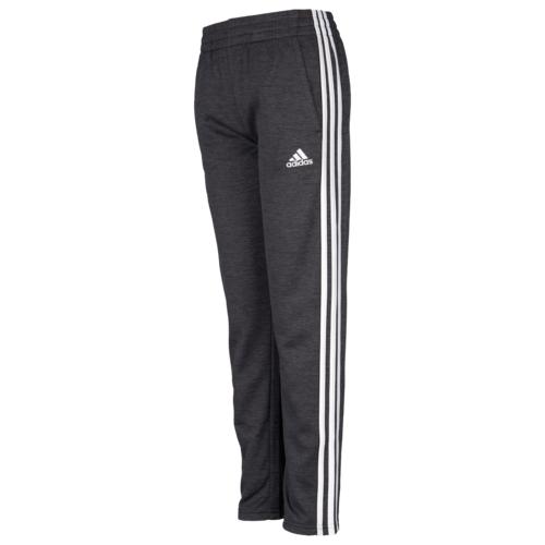 【海外限定】アディダス adidas パフォーマンス ヘザー gs(gradeschool) ジュニア キッズ performance heather 3stripe pants gsgradeschool