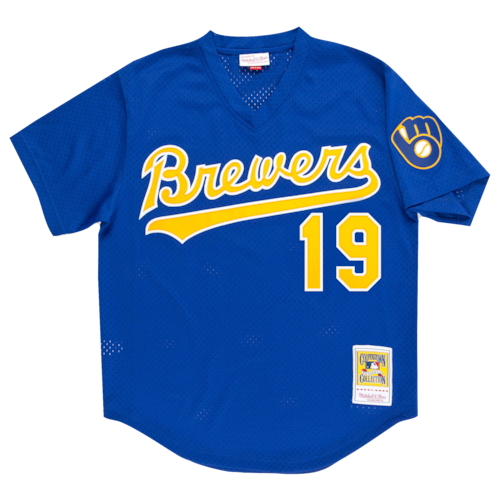 mitchell & ness mlb player bp jersey ジャージ メンズ