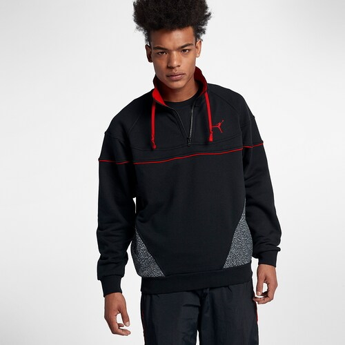 【海外限定】ジョーダン レトロ ウーブン ジャケット メンズ jordan retro 3 woven quarterzip jacket