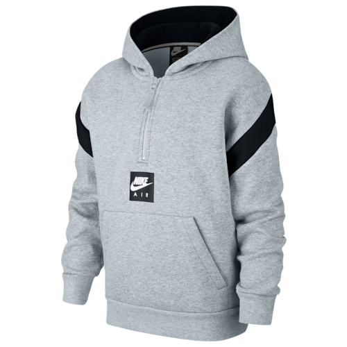 【海外限定】ナイキ エアー フーディー パーカー gs(gradeschool) ジュニア キッズ nike air halfzip pullover hoodie gsgradeschool