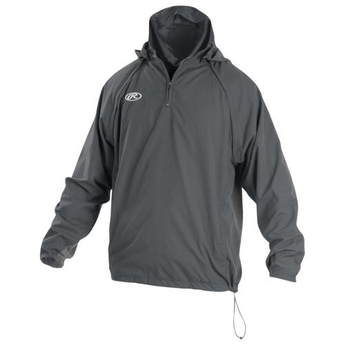 【海外限定】rawlings triple threat pullover jacket mens ローリングス ジャケット men's メンズ アウトドア