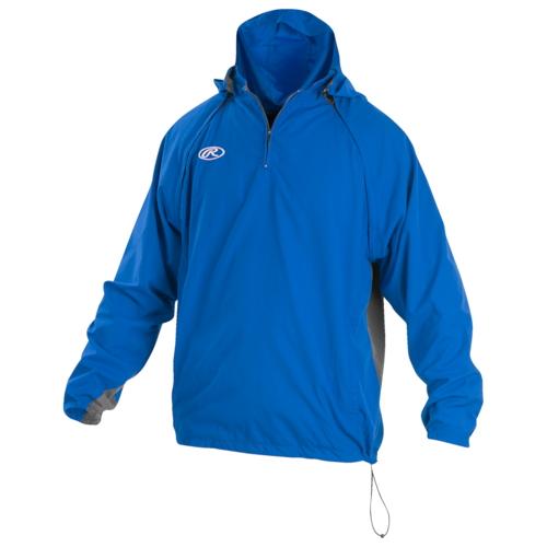 ホットセール 【海外限定】ローリングス ジャケット メンズ メンズ ジャケット rawlings triple threat pullover triple jacket, 久々野町:c082e8aa --- hortafacil.dominiotemporario.com