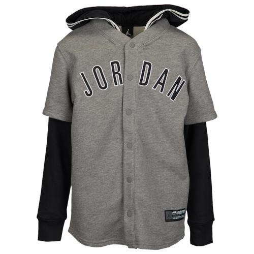 【海外限定】ジョーダン フランチャイズ フーディー パーカー 男の子用 (小学生 中学生) 子供用 jordan franchise hoodie トップス