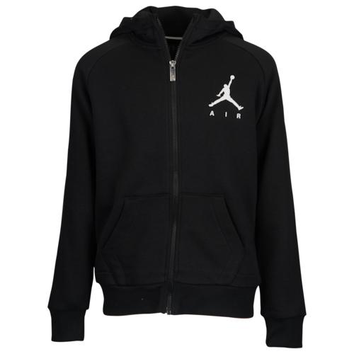 【海外限定】ジョーダン ジャンプマン フリース フーディー パーカー 男の子用 (小学生 中学生) 子供用 jordan jumpman fleece fullzip hoodie