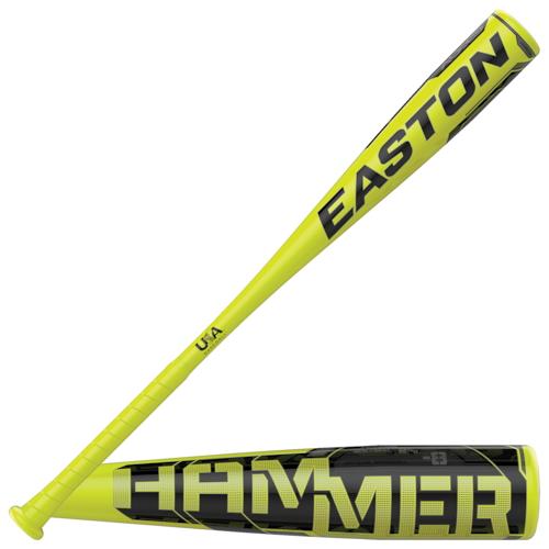 【海外限定】イーストン easton ベースボール バット hammer usa baseball bat grade school