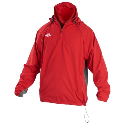 【海外限定 ローリングス】rawlings triple threat pullover jacket threat ローリングス ジャケット pullover メンズ, 色めき:6f23f878 --- sunward.msk.ru