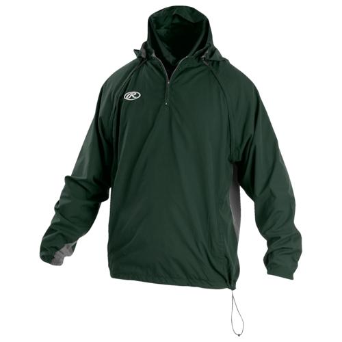 【海外限定 メンズ】rawlings ローリングス triple pullover threat pullover jacket triple ジャケット メンズ レディースファッション, ギャラリー華藍:ec70595c --- sunward.msk.ru