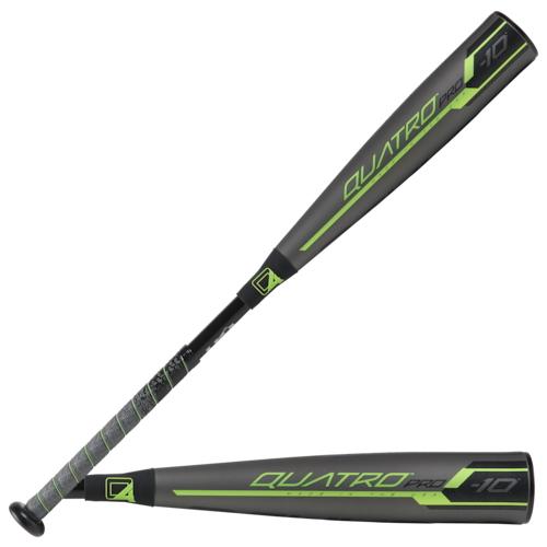 【海外限定】ローリングス プロ 子供用 ベースボール バット rawlings quatro pro youth usa baseball bat grade school