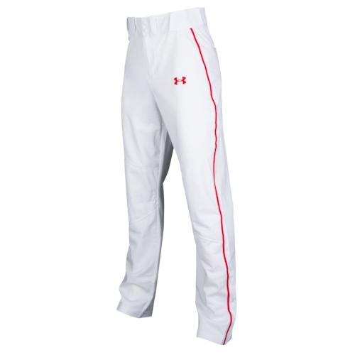 【海外限定】アンダーアーマー メンズ under armour heater piped pants