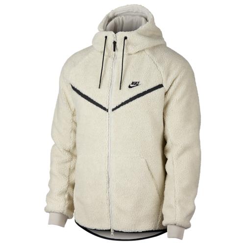 【海外限定】nike ナイキ sherpa fullzip windrunner ウィンドランナー jacket ジャケット メンズ