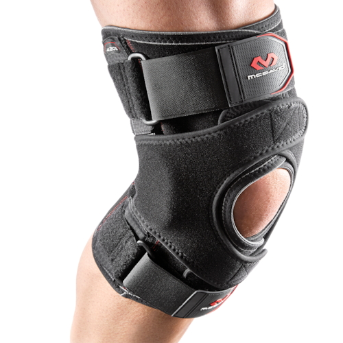 【海外限定】マクダビッド ラップ & mcdavid vow knee wrap w hinges straps スポーツウェア スポーツ アウトドア
