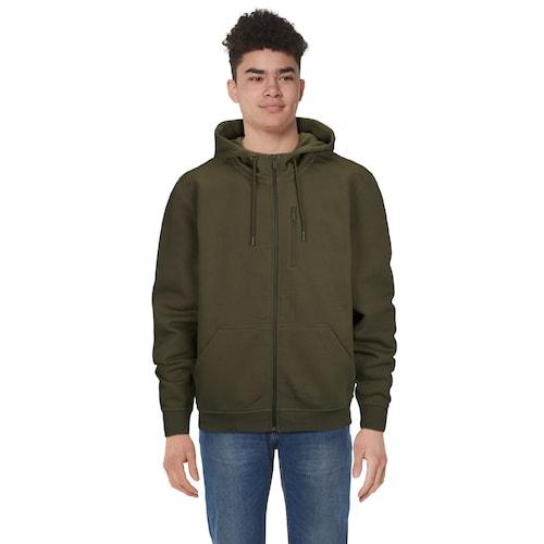 【海外限定】フリース フーディー パーカー メンズ csg basic full zip fleece hoodie