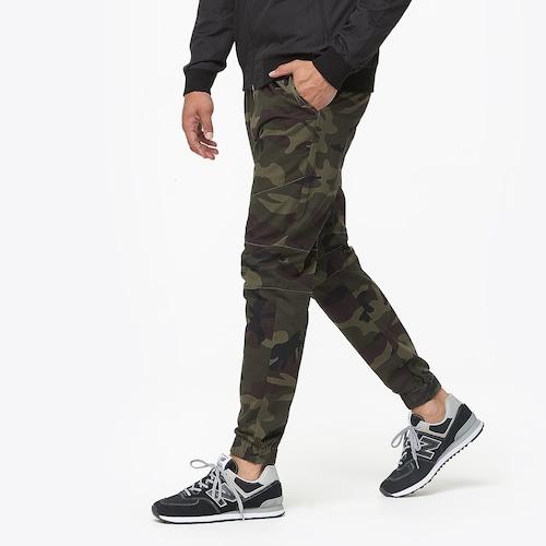 【海外限定】メンズ csg ripstop camo jogger