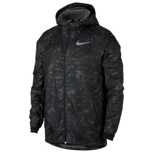 【海外限定】ナイキ ジャケット メンズ nike shield ghost camo jacket