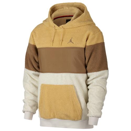 【海外限定】jordan sherpa hoodie ジョーダン フーディー パーカー メンズ