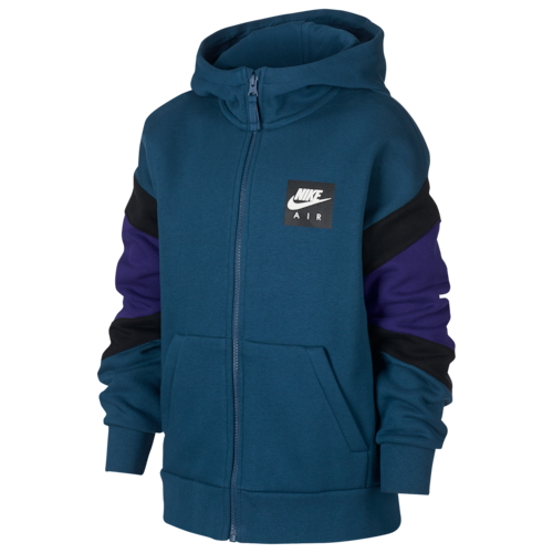 【海外限定】nike ナイキ air エアー fullzip hoodie フーディー パーカー gs(gradeschool) ジュニア キッズ バスケットボール