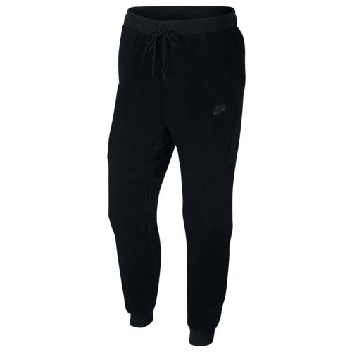 【海外限定】nike tech icon sherpa jogger ナイキ テック アイコン メンズ