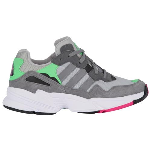 【海外限定】アディダス アディダスオリジナルス adidas originals オリジナルス gs(gradeschool) ジュニア キッズ yung96 gsgradeschool 靴 マタニティ ベビー