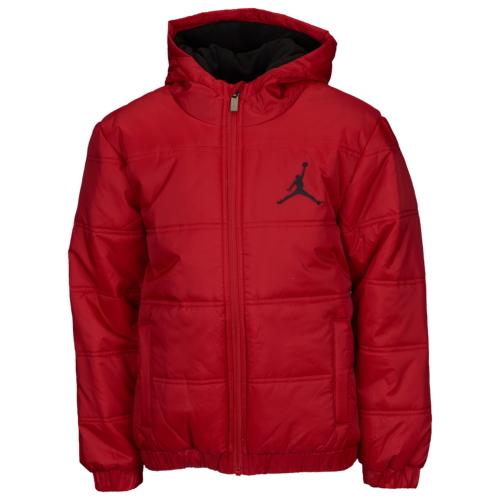 【海外限定】ジョーダン エアー ジャケット gs(gradeschool) ジュニア キッズ jordan air puffer jacket gsgradeschool
