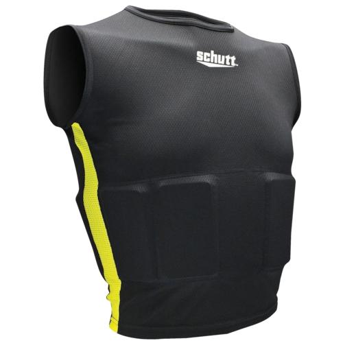 【海外限定】シャット gs(gradeschool) ジュニア キッズ schutt lightweight rib protector shirt gsgradeschool アウトドア
