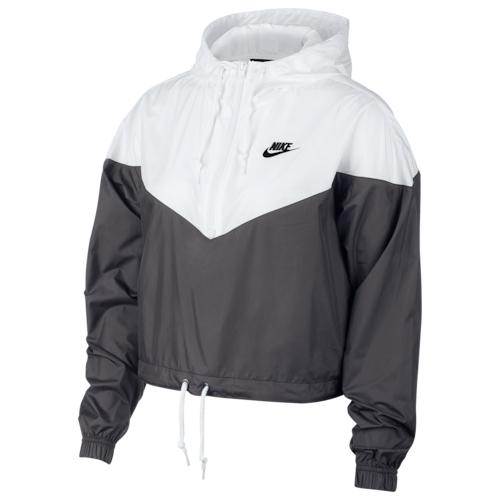 【海外限定】nike ナイキ heritage halfzip jacket ジャケット レディース