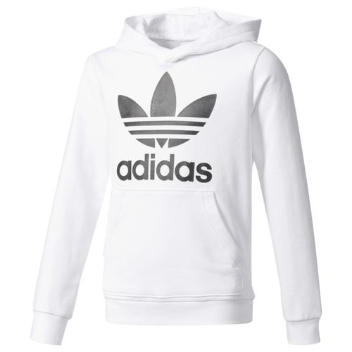 【海外限定】アディダス アディダスオリジナルス adidas originals オリジナルス トレフォイル フーディー パーカー gs(gradeschool) ジュニア キッズ trefoil hoodie gsgradeschool