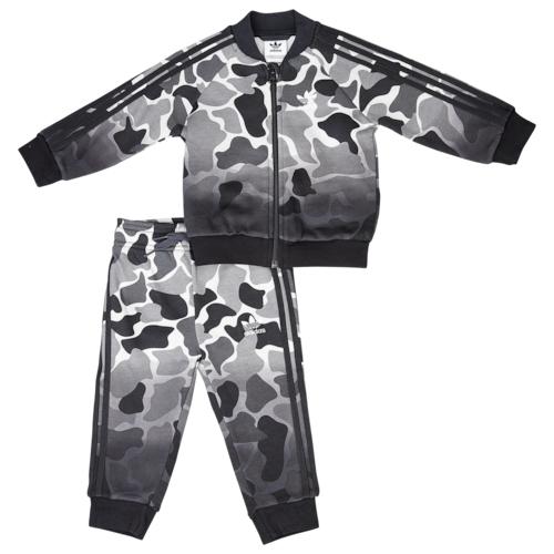 【海外限定】アディダス アディダスオリジナルス adidas originals camo fade track set boys infant オリジナルス トラック 上下セット キッズ