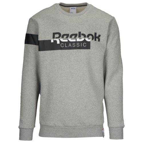 【海外限定】リーボック クラシック フリース メンズ reebok classic fleece crew