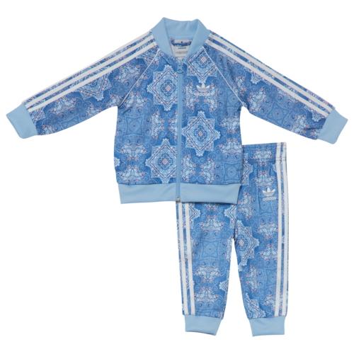 【海外限定】アディダス アディダスオリジナルス アッシュ adidas originals ash オリジナルス トラック culture clash track set girls infant
