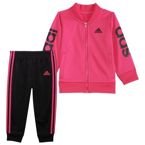 【海外限定】アディダス adidas ジャケット love jacket set girls infant