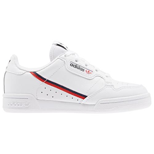 【海外限定】アディダス アディダスオリジナルス adidas originals オリジナルス ps(preschool) キッズ 小学生 男の子 女の子 子供用 continental 80 pspreschool