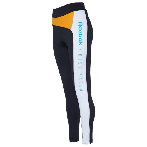 【海外限定】リーボック レギンス タイツ レディース reebok gigi colorblocked leggings