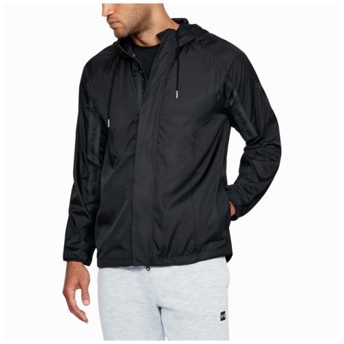 【海外限定】アンダーアーマー ウィンドブレーカー ジャケット メンズ under armour sc30 windbreaker jacket アウトドア