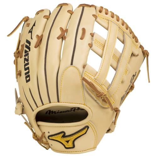 【海外限定】mizuno pro プロ gmp2700dh fielders glove グローブ グラブ 手袋 メンズ