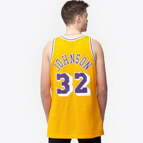 ミッチェル&ネス MITCHELL & NESS ジャージ MENS メンズ NBA SWINGMAN JERSEY トップス ファッション 送料無料