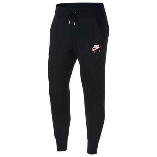【海外限定】ナイキ ローズ エアー レディース nike rose gold metallic air regular pants